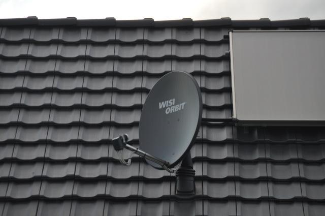Einrichtung SAT-Antennenanlage